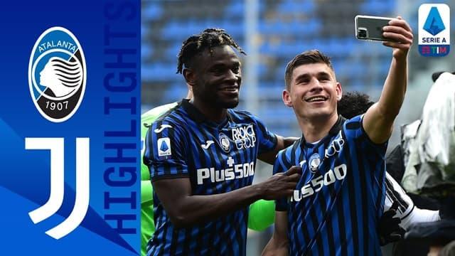 Video Highlight Atalanta - Juventus