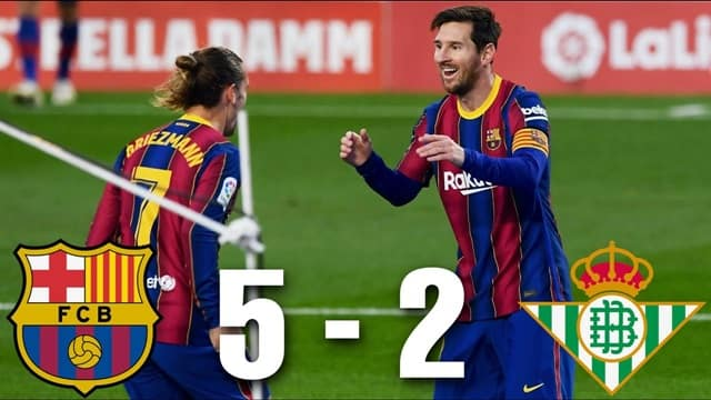 Video Highlight Barcelona - Getafe