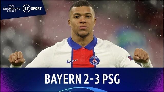 Video Highlight Bayern Munich - PSG