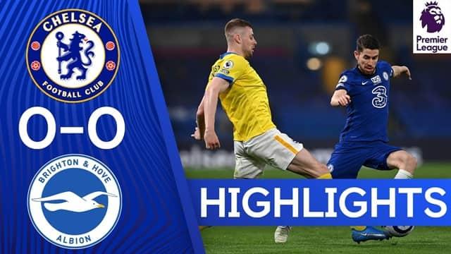 Video Highlight Chelsea - Brighton
