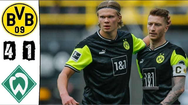 Video Highlight Dortmund - Werder Bremen