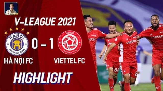 Video Highlight Hà Nội - Viettel