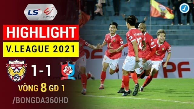 Video Highlight Hà Tĩnh - Bình Định