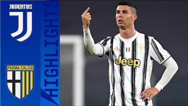 Video Highlight Juventus - Parma