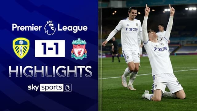 Video Highlight Leeds - Liverpool,