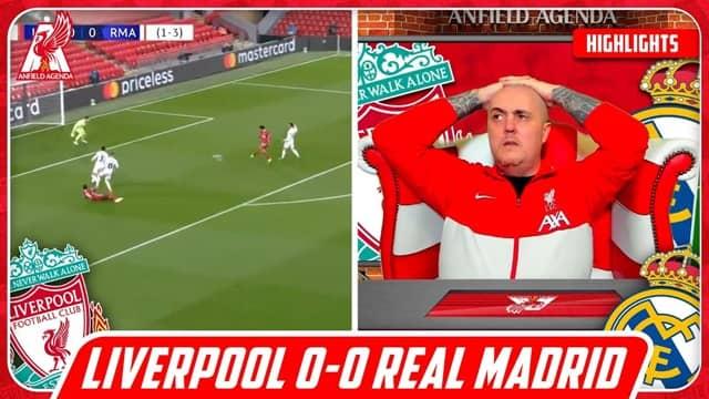 Video Highlight Liverpool - Real Madrid