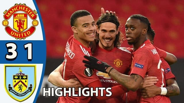 Video Highlight MU - Burnley