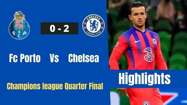 Video Highlight Porto - Chelsea