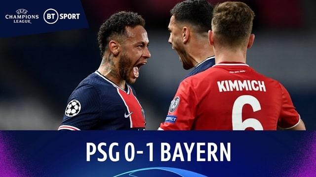 Video Highlight PSG - Bayern Munich