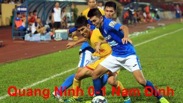 Video Highlight Quảng Ninh - Nam Định