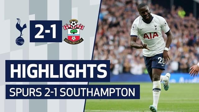 Video Highlight Tottenham - Southampton
