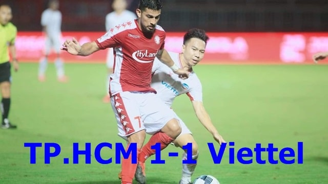 Video Highlight TP.HCM - Viettel