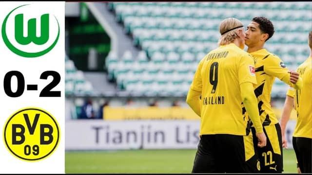 Video Highlight Wolfsburg - Dortmund