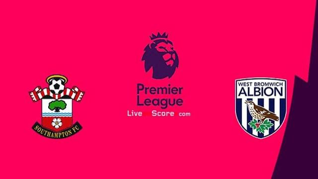 West Brom vs Southampton, 00h00 - 13/04/2021 - NHA vòng 31