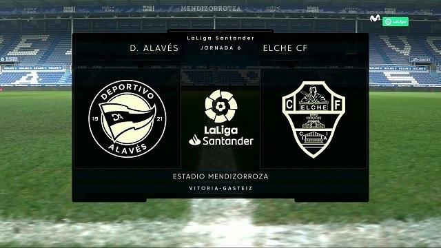 Elche vs Alaves, 01h00 - 12/05/2021 - La Liga vòng 36