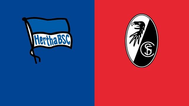 Hertha Berlin vs Freiburg, 23h30 - 06/05/2021 - Bundesliga vòng 30