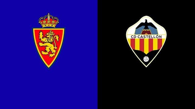Zaragoza vs Castellon, 02h30 - 21/05/2021 - Hạng 2 Tây Ban Nha