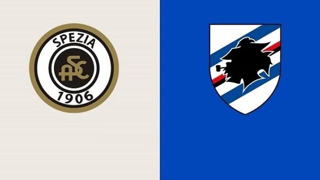 Sampdoria vs Spezia, 01h45 - 13/05/2021 - Serie A vòng 36