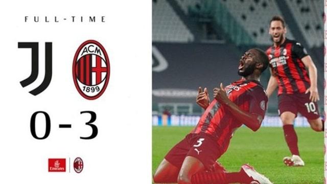 Video Highlight Juventus - AC Milan