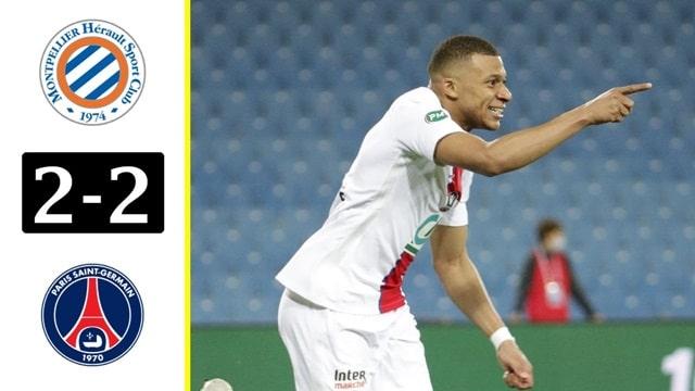 Video Highlight Montpellier - PSG