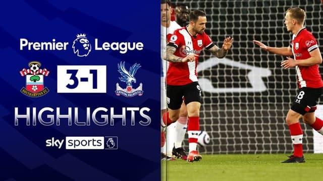 Video Highlight Southampton - Crystal Palace