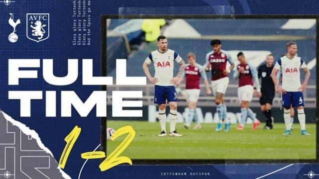 Video Highlight Tottenham - Aston Villa