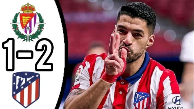 Video Highlight Valladolid - Atletico Madrid