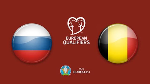 Nga vs Bỉ, 02h00 - 13/06/2021 - Euro 2021