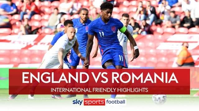 Video Highlight Anh - Romania