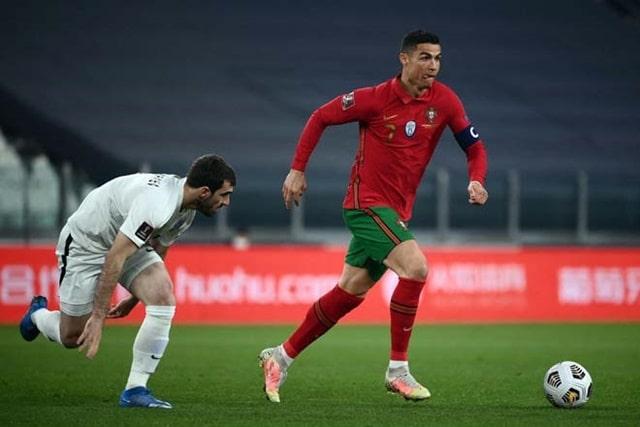 Ronaldo và đồng đội có một ngày thi đấu thành công