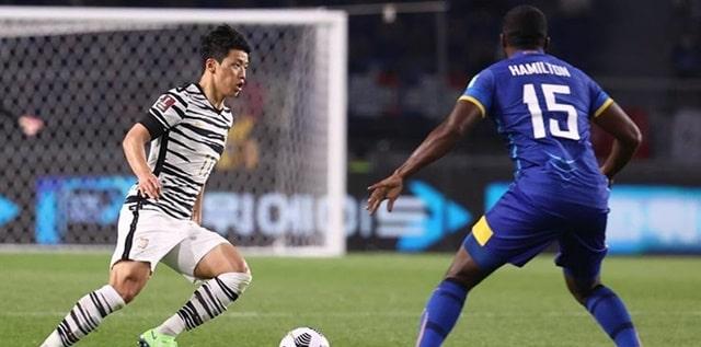 Hàn Quốc thắng không mấy khó khăn trước Sri Lanka