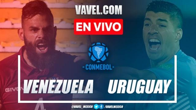 Video Highlight Venezuela - Uruguay