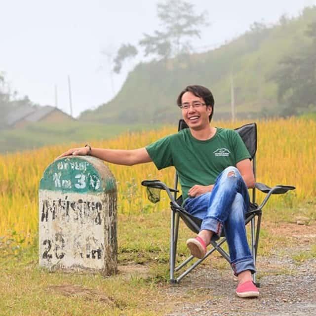 Trương Anh Ngọc có sở thích đi du lịch nhiều nơi