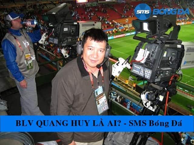 BLV Quang Huy đi tác nghiệp ở nước ngoài