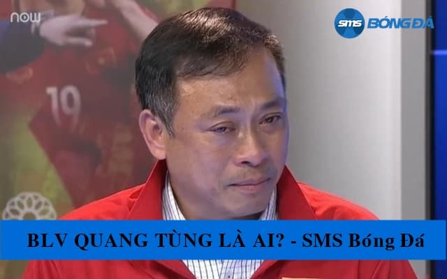 BLV Quang Tùng bật khóc vì nhớ bố