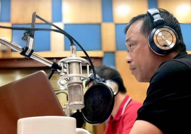 Con đường sự nghiệp của BLV Quang Tùng