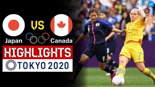 Video Highlight ĐT nữ Nhật Bản - Canada