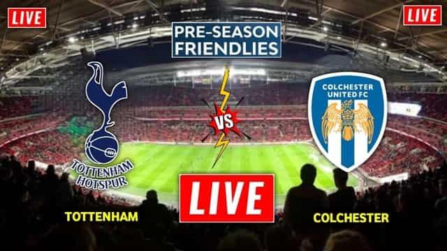 Video Highlight Tottenham - Colchester