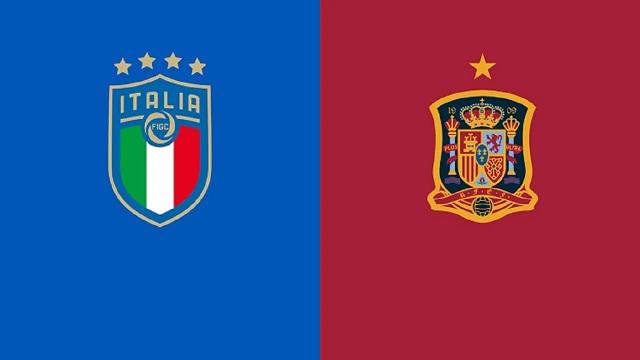Ý vs Tây Ban Nha, 02h00 - 07/07/2021 - Euro 2021