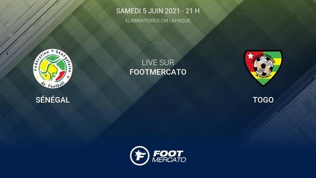Senegal vs Togo, 23h00 - 01/09/2021 - Vòng Loại WC Khu Vực Châu Phi