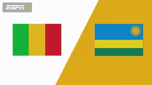 Mali vs Rwanda, 02h00 - 02/09/2021 - Vòng Loại WC Khu Vực Châu Phi