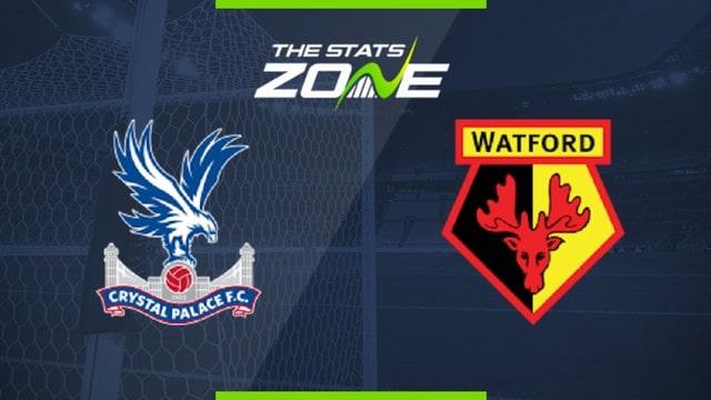 Watford vs Crystal Palace, 01h45 - 25/08/2021 - Cúp Liên đoàn Anh