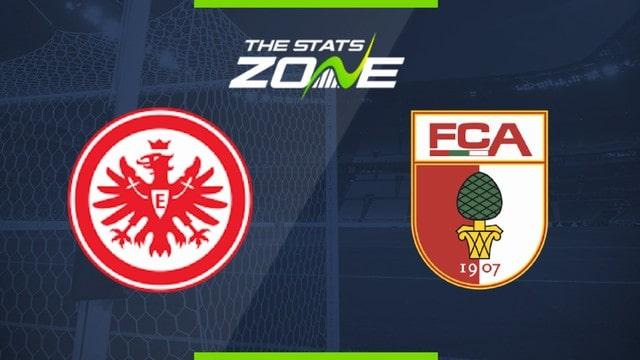 Frankfurt vs Augsburg, 20h30 - 21/08/2021 - Bundesliga vòng 2