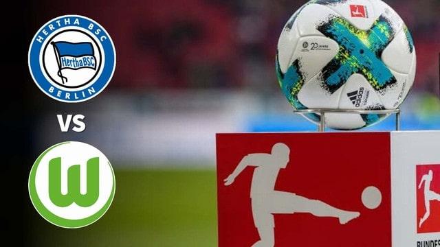 Hertha Berlin vs Wolfsburg, 20h30 - 21/08/2021 - Bundesliga vòng 2