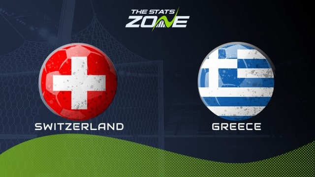 Thụy Sỹ vs Hy Lạp, 01h45 - 02/09/2021 - Giao hữu quốc tế