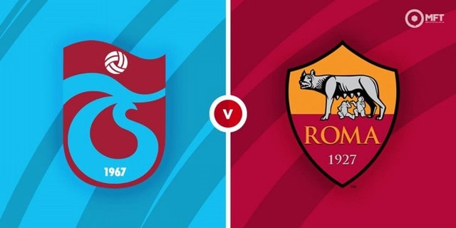 Trabzonspor vs Roma, 00h30 – 20/08/2021 – Europa Conference League