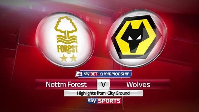Nottingham vs Wolves, 02h00 - 25/08/2021 - Hạng Nhất Anh