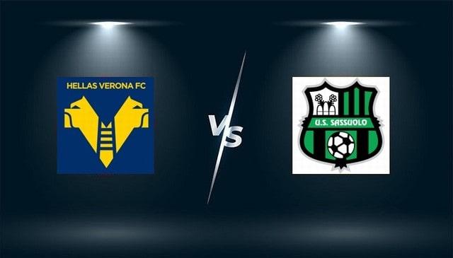 Verona vs Sassuolo, 23h30 - 21/08/2021 - Cup Quốc Gia Italia