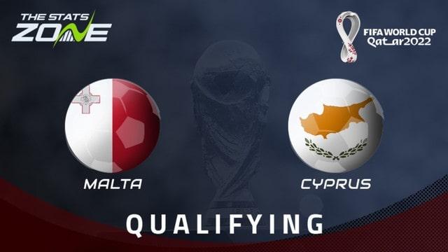 Malta vs Cyprus, 01h45 - 02/09/2021 - Vòng Loại WC Khu Vực Châu Âu