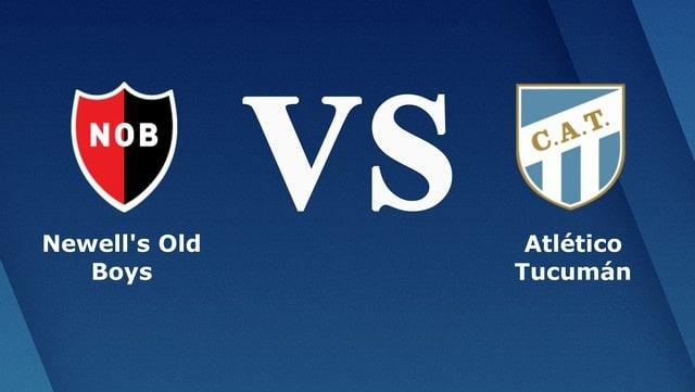 Newell's Old Boys vs Tucuman, 00h30 - 31/08/2021 - VĐQG Argentina